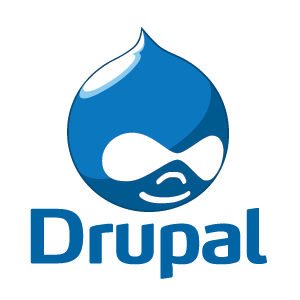 drupal logo webdesign gouda