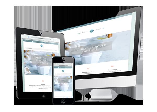 Afbeelding webdesign Rotterdam actie